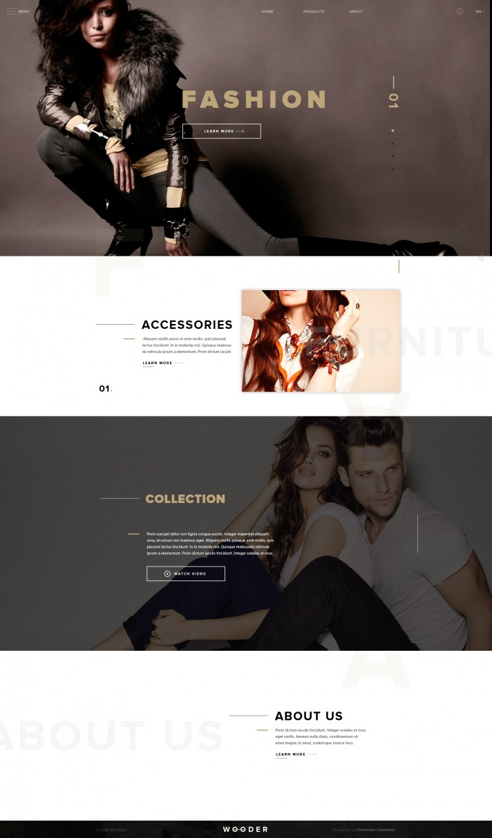 Collection PSD