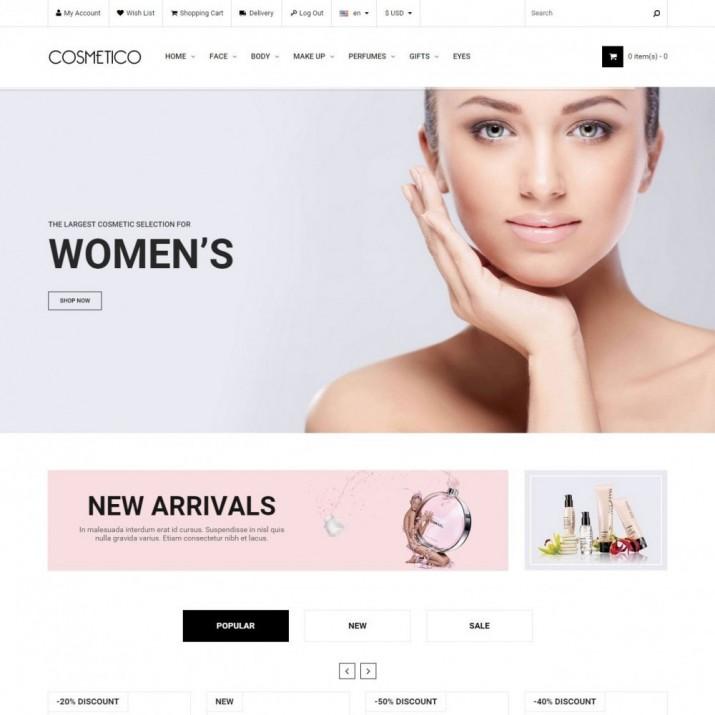Интернет Магазин Косметики Cosmetic