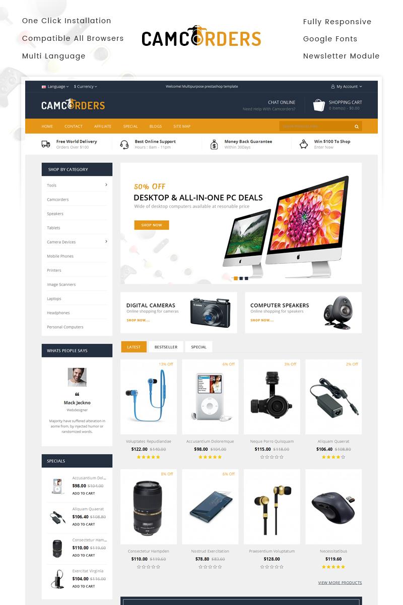 753c8c0f54cb OpenCart шаблон для магазина электроники и бытовой техники, готовый интернет -магазин