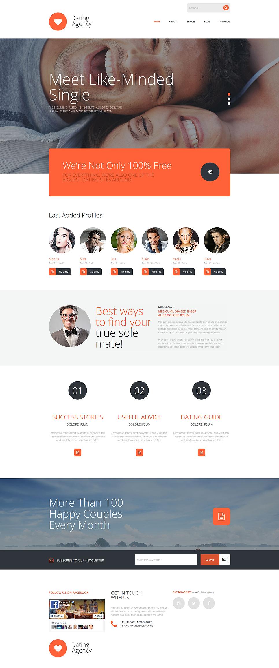 Сайт joomla знакомств шаблоны