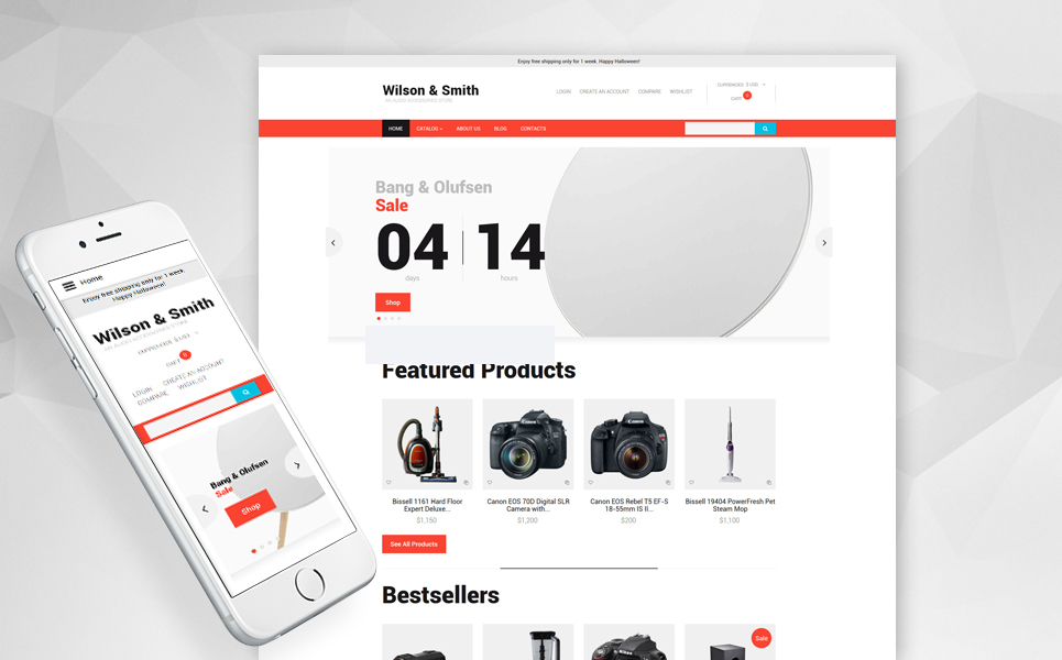 VirtueMart шаблон для магазина электроники и бытовой техники ... b0c1ce1d6a683