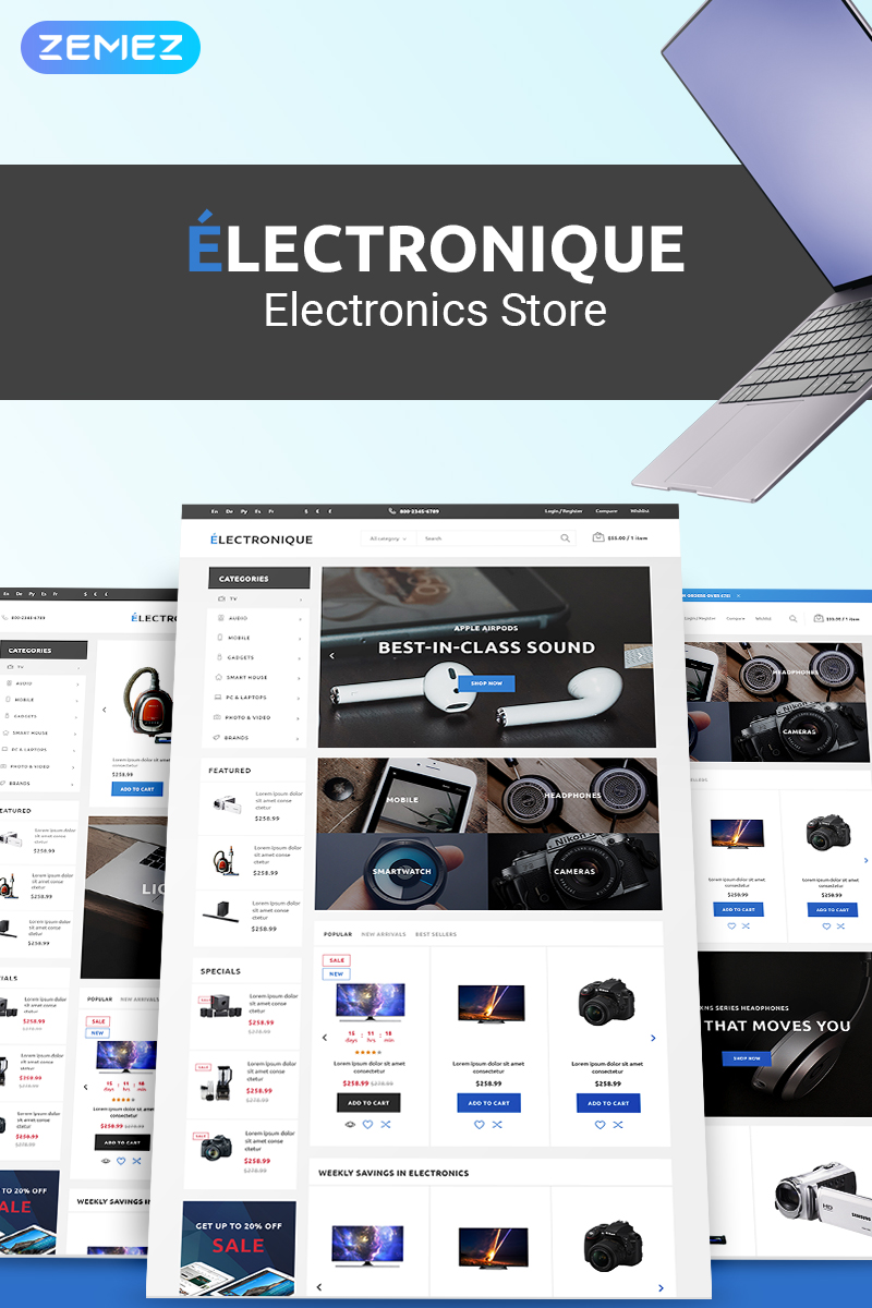 b198f2b73058 PrestaShop шаблон для магазина электроники и бытовой техники, готовый  интернет-магазин