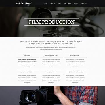 HTML шаблон для СМИ агентств или новостных порталов