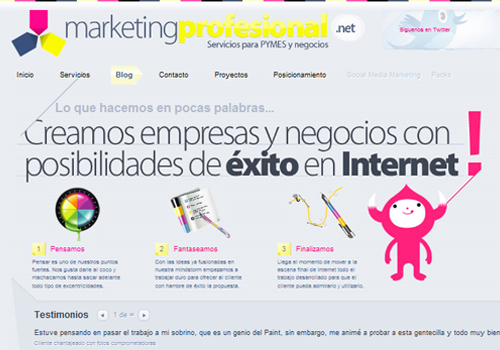 marketing profesional